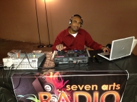 DJ Seven Arts at PSC